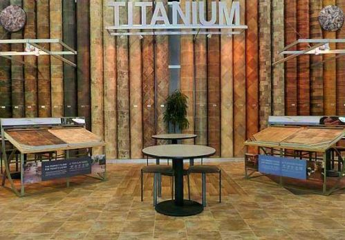 Earthscapes Titanium Resilient Flooring Alexandria Virginia Washington DC