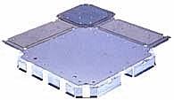LEED MR credits and raised access flooring